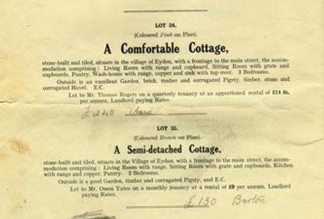 Catalogue, Sale of Eydon Estate 1925, Page 16