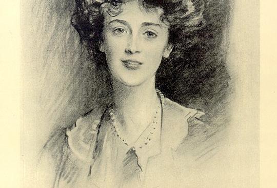 Phyllis Langhorne by John Singer Sargent