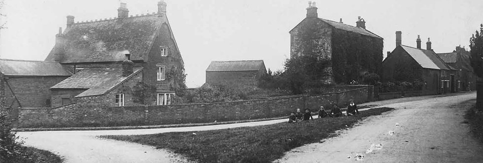 Moreton Road Junction