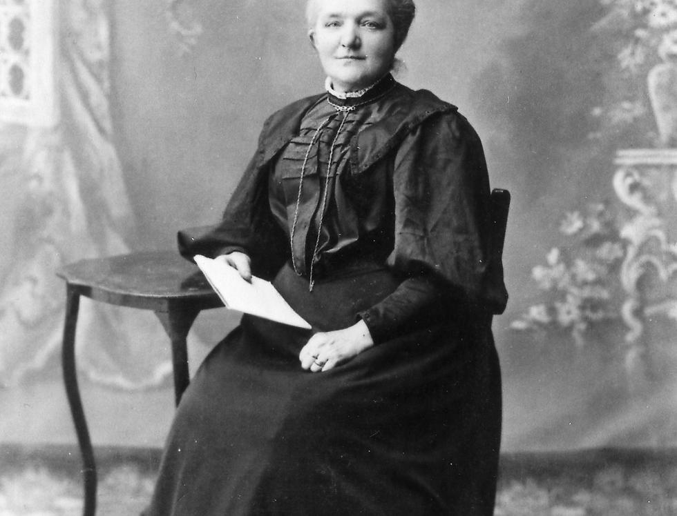 Jane Coy, Wife of John Coy, c 1910