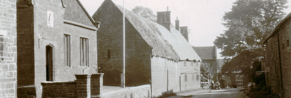 School Lane early 1920s