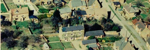 1960s Aerial Photo of Wistaria House