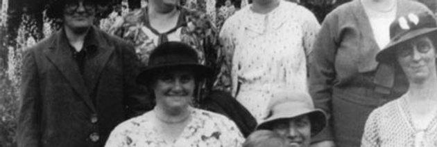 Eydon Mothers Union, c 1936
