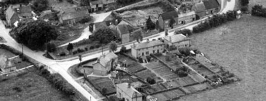 Hill View from the Air, 1952