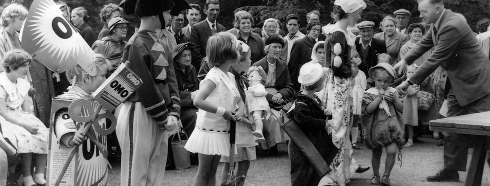 Fancy Dress Competition, Fete 1961