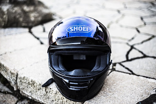 DUMMY FULL FACE HELMET 2