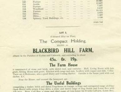 Catalogue, Sale of Eydon Estate 1925, Page 6