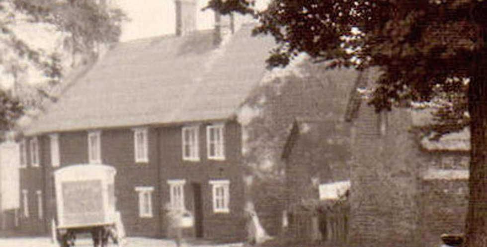 Postcard Detail, Village Services, circa WW1