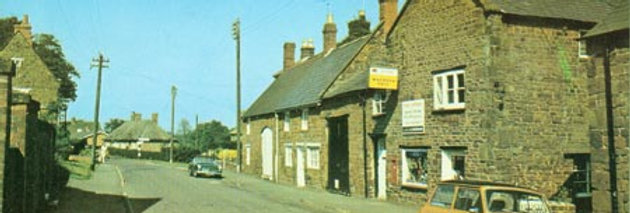 High Street and Post Office, 1960s