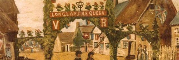 Eydon Celebrates Queen Victoria's Golden Jubilee, 1887