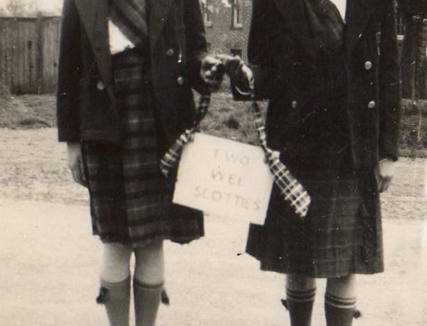 Two Wee Scotties, 1937