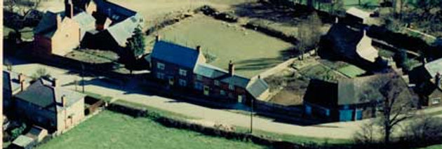 1960s Aerial Photo of Hill View