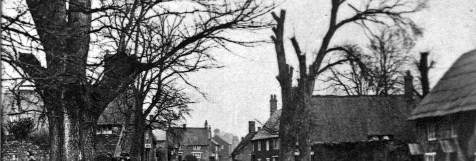 The Green and High Street, 1920s