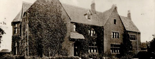 The Rectory, 1868