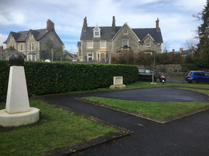 PROJECT TO RENOVATE THE GARDEN OF REMEMBRANCE