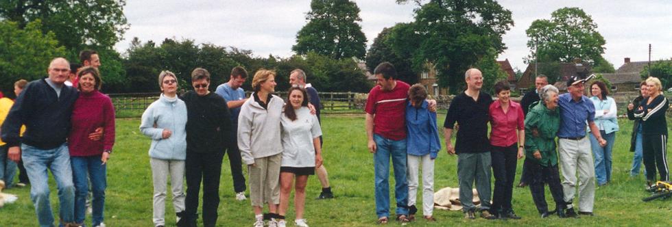 Three-Legged Race, Golden Jubilee, 2002