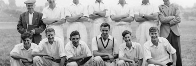 1955 Eydon Cricket Club, Charlton Cup Runners Up