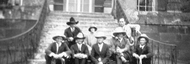 Cowboys at Eydon Hall
