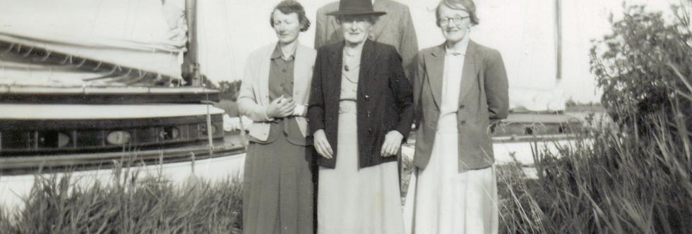Weston Family, Norfolk, C 1950s