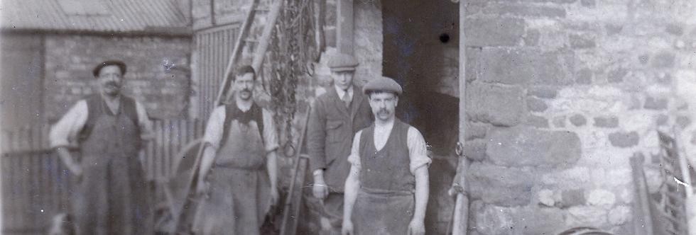 Gascoigne and Harding, Culworth Forge