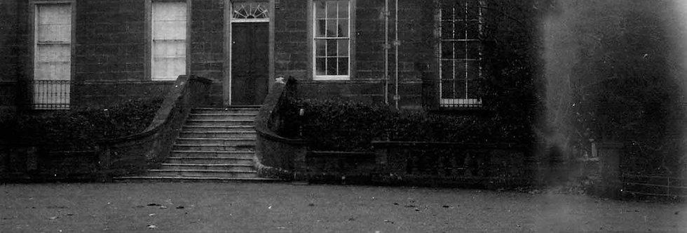 Entrance to Eydon Hall c.1943