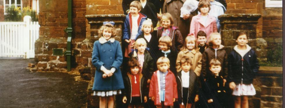 Last Sunday School Class 1968