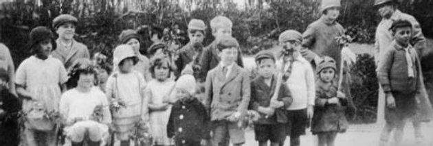 Children's Spring Custom, 1920s