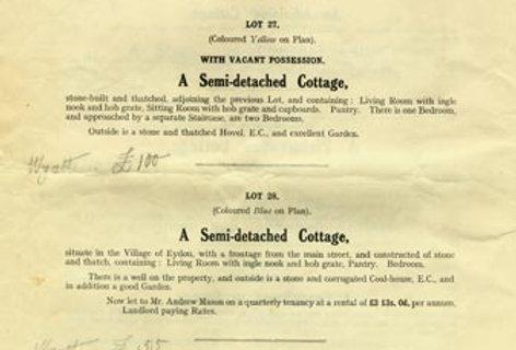 Catalogue, Sale of Eydon Estate 1925, Page 14
