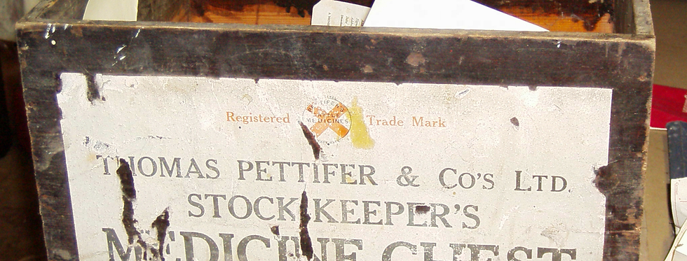 Office Records from Thomas Pettifer and Co.