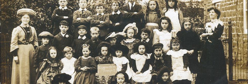Eydon School, Group 2, c 1910/1