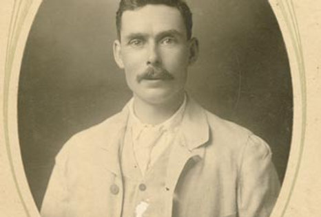 Sid Tyrrell's Uncle Ted