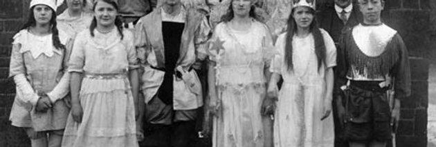 Eydon School Play 'Lollypop Land', 1921