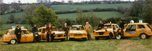 Eydon Car Club Group Photo