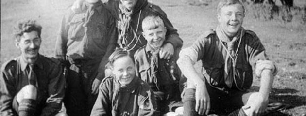 Scouts early 1900s