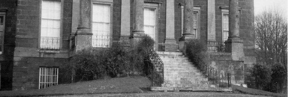 Rear of Eydon Hall