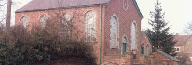 Wesleyan Chapel from South, 1960s