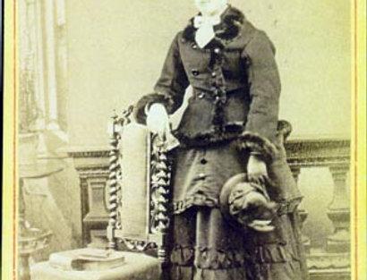 Elizabeth Aldridge, c1876