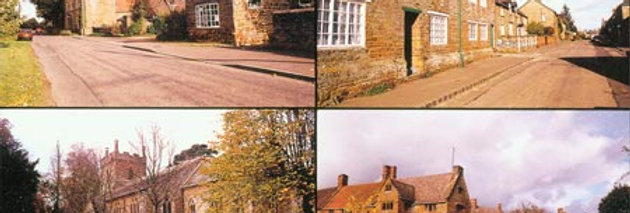 Composite View of Eydon, 1980s