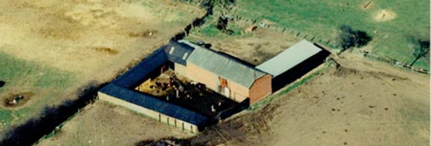 Isolated Farm Buildings, off Preston Road, 1964