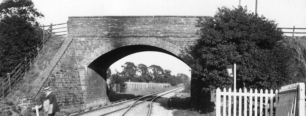 Moreton Pinkney Station, Sept 1898
