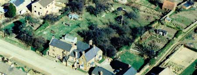 1960s Aerial Photo of Royal Oak pub