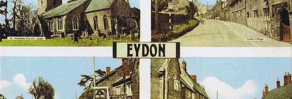 Multi-view Eydon Postcard