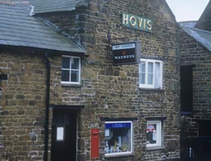 The post office, shop and bakehouse circa 1965