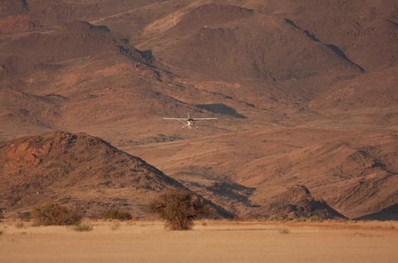 Sandfontein airfield
