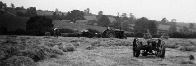 Mechanisation at Blackbird Hill Farm