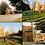 Thumbnail: Modern Composite Postcard