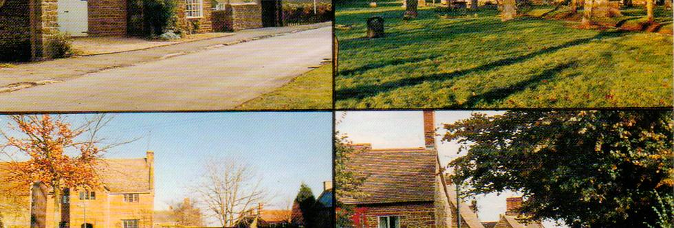 Modern Composite Postcard