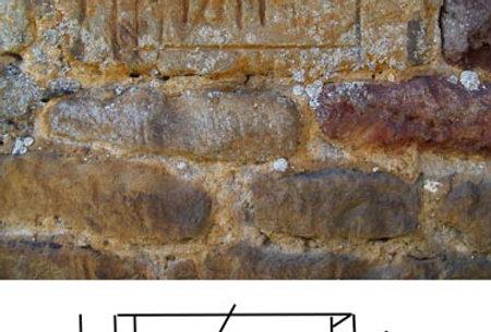 Inscribed Stone, 1611