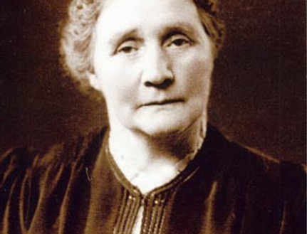 Martha Shurvinton in her old age.