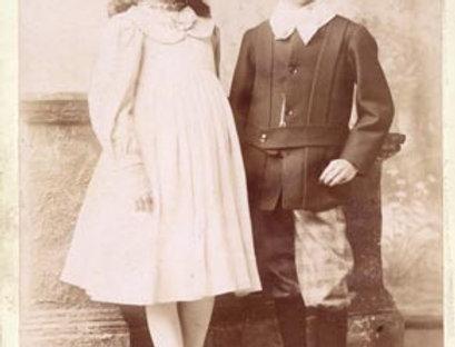 Winnie Carey & Syd Tyrrell at 10